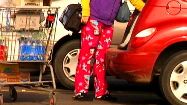 [DFW] Pajamas in Public? Might be Against the Law