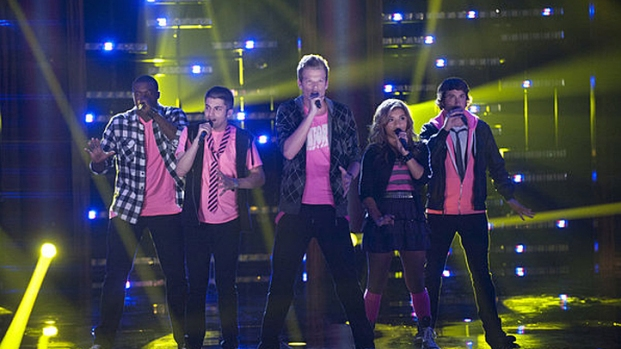 "[DFW] Pentatonix Hopes to Hit Big Time on ""The Sing-Off"""