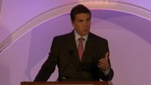 [DFW] Perry Addresses Atlanta Voters
