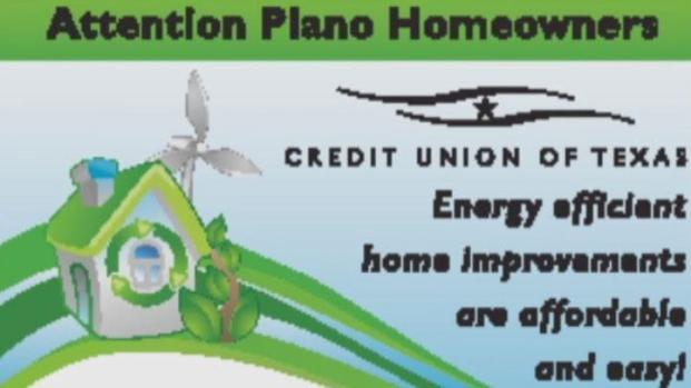 [DFW] Plano Helps Homeowners Go Green