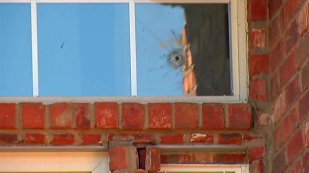 [DFW] Plano Homes Peppered by Bullets