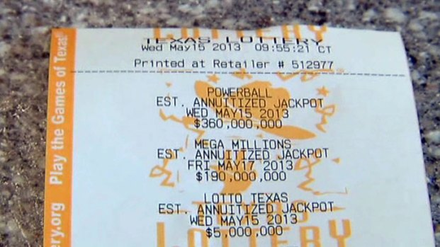 [DFW] Powerball Madness Heats Up