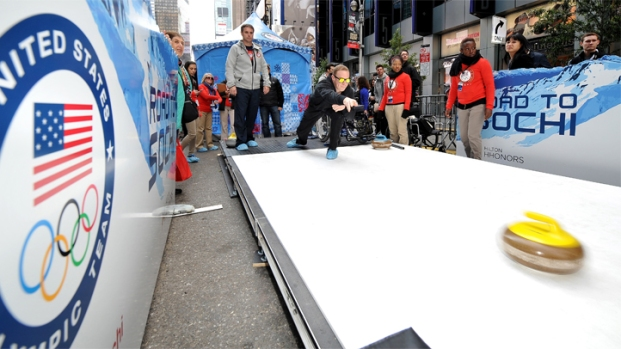 [DFW] Road to Sochi Tour Brings Olympic Spirit to Dallas
