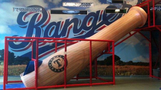 Inside the Rangers Ballpark Renovations