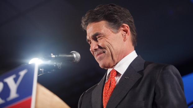 [DFW] Perry Re-Examining White House Bid