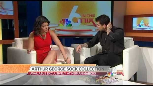 Rob Kardashian Talks Socks