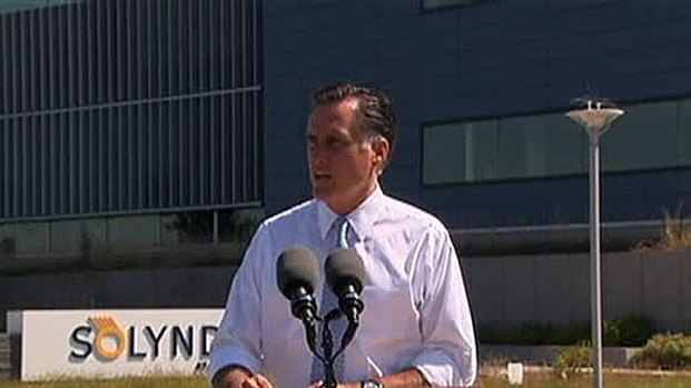 [DFW] Mitt Romney Visits Fort Worth