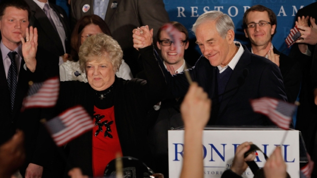 "[DFW] Raw Video: Ron Paul Says Campaign ""Dangerous to Status Quo"""