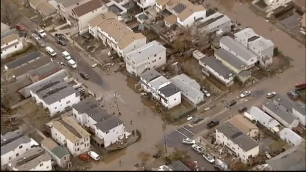 [NY] Staten Islanders Prep for Obama Visit After Sandy