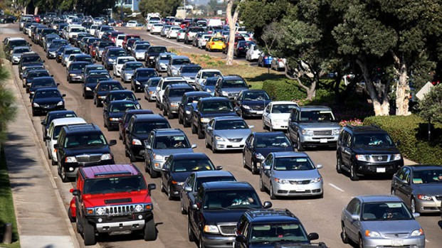 10 Most Congested Roads in North Texas