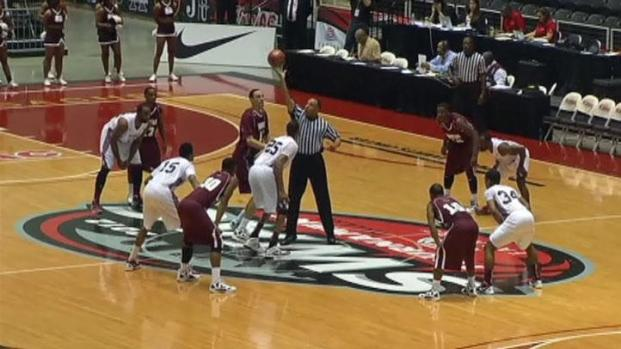 [DFW] Garland Hosts SWAC Basketball Tournament