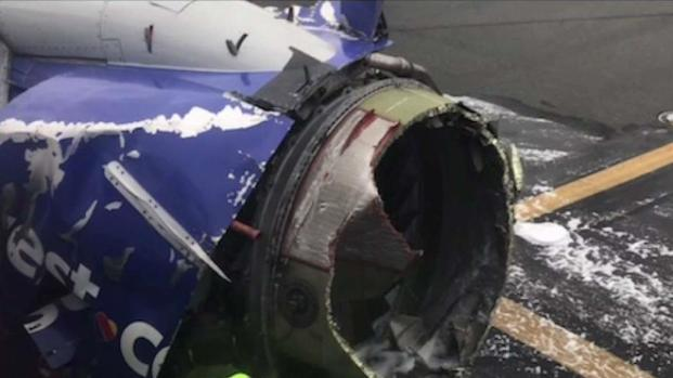 Passenger Dead After Southwest Airlines Emergency: NTSB