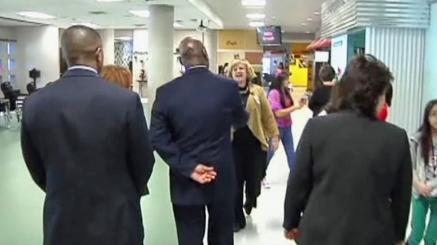 [DFW] Education Commissioner Talks About School Security