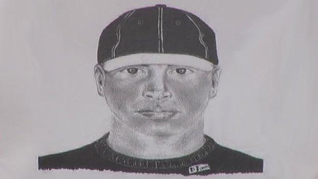 [DFW] Police Release Sketch of Sex Assault Suspect