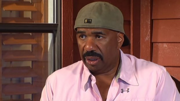 [DFW] Steve Harvey's Mentoring Message