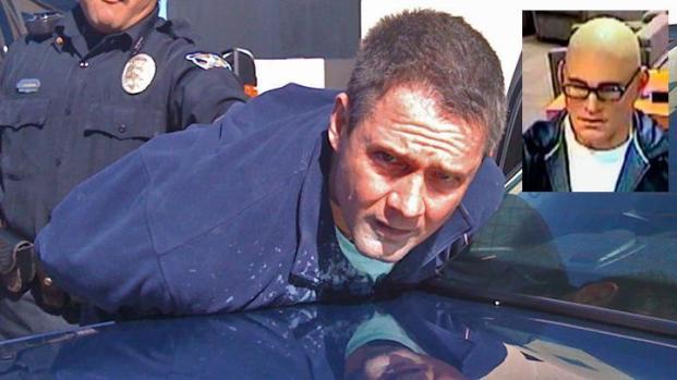 [DFW] Handsome Guy Bandit Caught in Mississippi: Police
