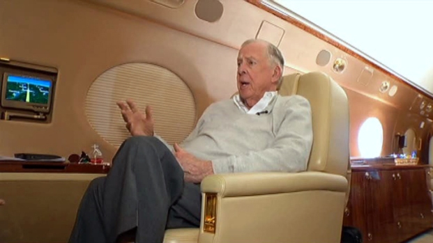 Up in the Air with T. Boone Pickens