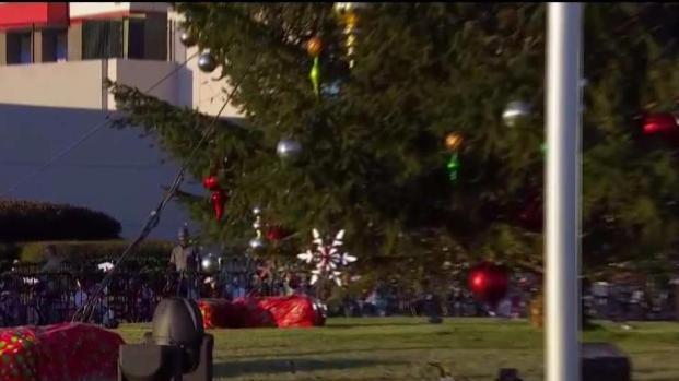 [DFW] TMS President Previews Christmas Tree Lighting Ceremony