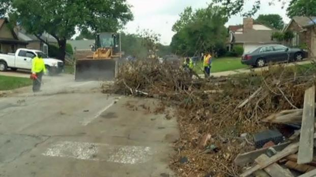 [DFW] Arlington Kicks Cleanup Mode Into High Gear