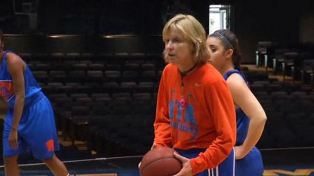 [DFW] UTA Lady Mavericks Coach Remembers OSU Coach
