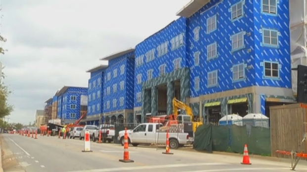 [DFW] UTA's College Park District Takes Shape