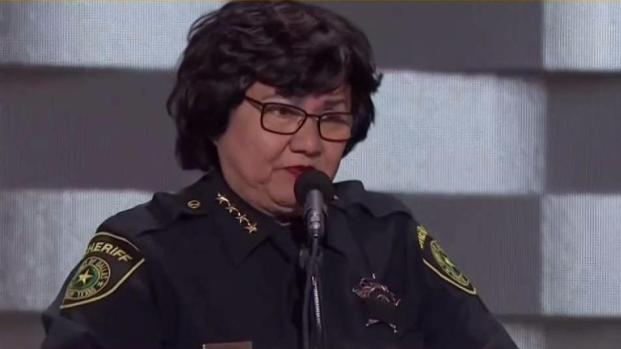 [DFW] Dallas Co. Sheriff Lupe Valdez Resigns for Possible Gov. Run