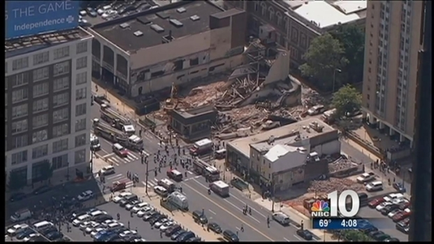 [PHI] Sources Say Crane Operator Tested Positive for Drugs