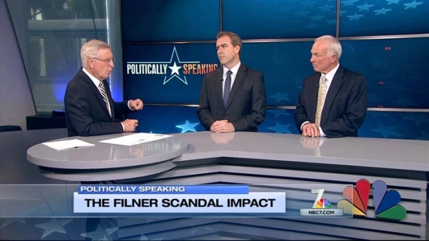 [DGO] Politically Speaking: The Filner Scandal Impact