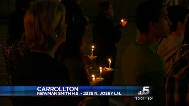 [DFW] Dozens Remember Carrollton HS Student