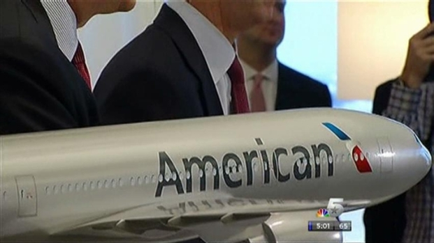 [DFW] Could Take Two Years for AA and US Airways to Combine