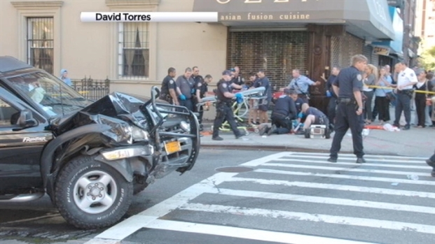 [NY] SUV Hits, Kills 4-Year-Old Girl on UWS