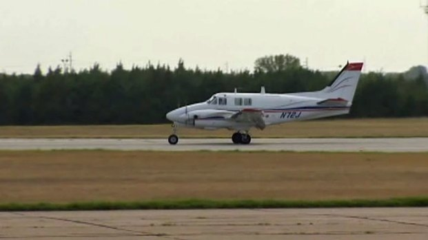 [DFW] Planes for Aerial Spraying Arrive in Dallas