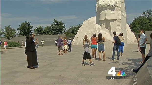 [DC] Crews Fix Controversial MLK Memorial Quote