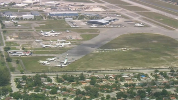 [MI] Depleted Uranium Found at Opa-locka Airport