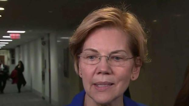 [NATL NECN] Warren Apologizes for 'Native American' Listing