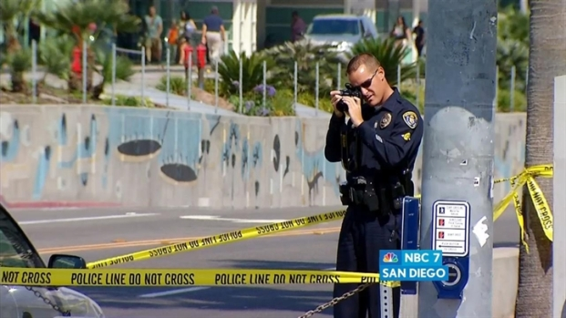 [DGO] Twilight Fan, Comic-Con Pedestrian Killed on Harbor Drive