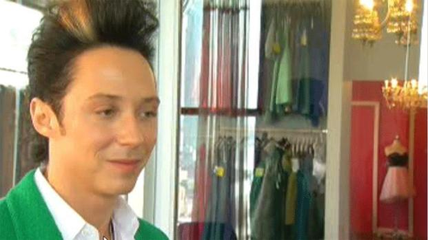 [PHI] Johnny Weir: I am Flamboyant, I am Artistic, I am Different