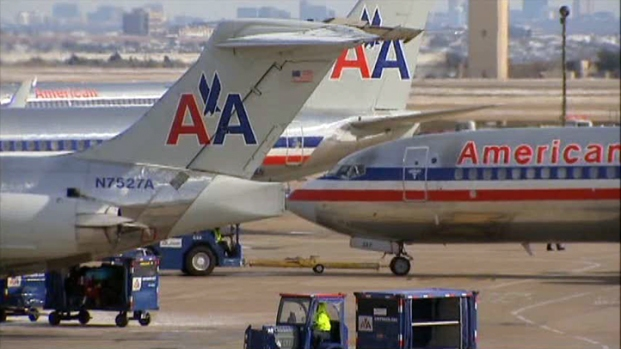 [DFW] AA, US Airways Merger Talks May Be at Critical Point