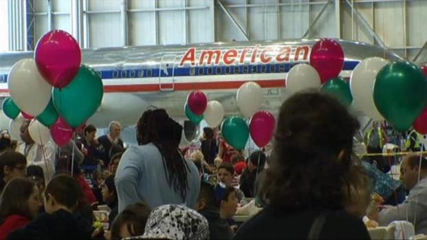 [DFW] American Airlines Workers Hopeful for Future Despite Bankruptcy
