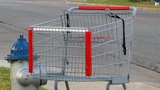[DFW] Dallas' Abandoned Shopping Cart Strategy