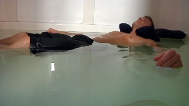 [DFW] Float Therapy Takes Clients Adrift