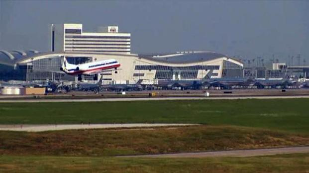 [DFW] AE Gate Agent Arrested Over Fake Fee
