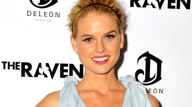 "[NBCAH] Alice Eve Talks Filming ""Men in Black III"""