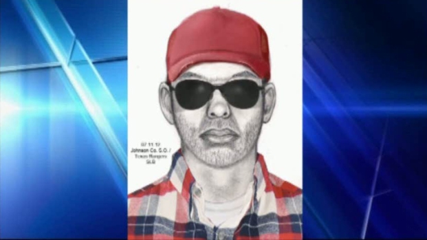 [DFW] Deputies Release Sketch of Johnson Co. Attacker