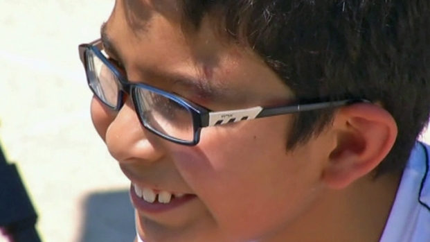 [DFW] 8-Year-Old Saves Drowning Toddler