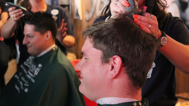 Where We Were: St. Baldrick's at J. Gilligan's