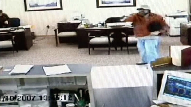 [DFW] How to React If You Are in a Bank Robbery