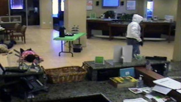 [DFW] Police: Bank Robbers Took Homeowner Hostage