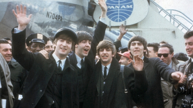 PHOTOS: The Beatles in NYC 50 Years Ago