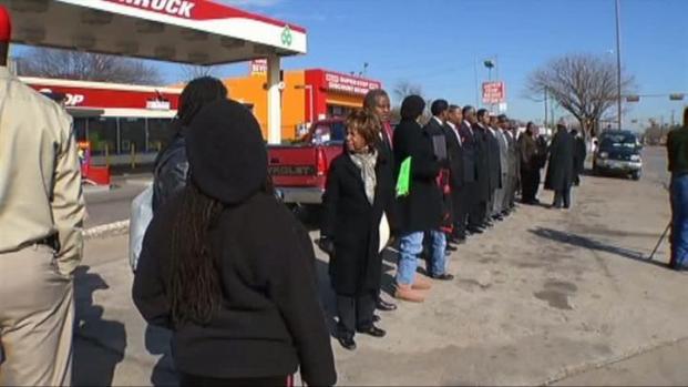 [DFW] Ethnic Tensions Run High in Dallas County